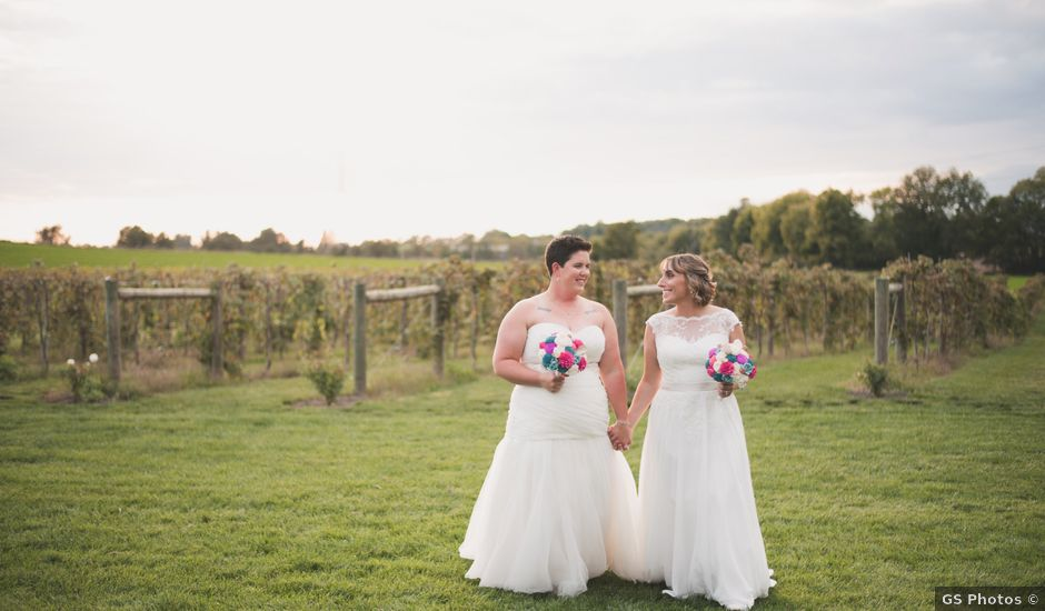 Ellen and Kendall's Wedding in Bargersville, Indiana