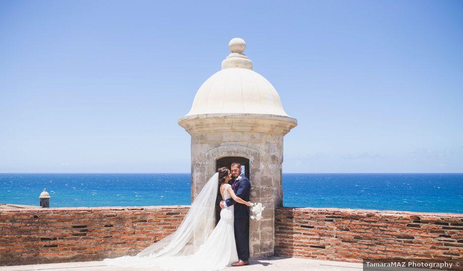 Ali and Mariale's Wedding in San Juan, Puerto Rico