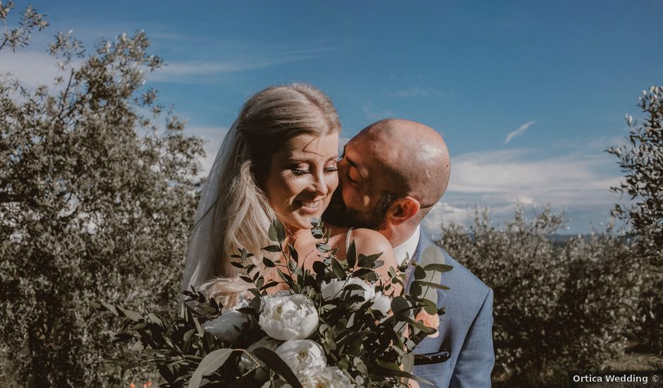 Anthony and Emily's Wedding in Perugia, Italy