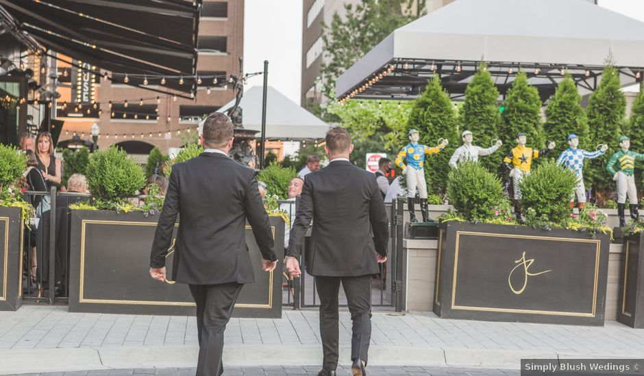 Bryant and Justin's Wedding in Lexington, Kentucky