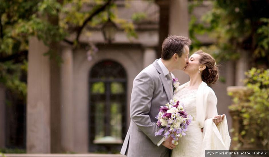 Sara and Jamie's Wedding in Montclair, New Jersey