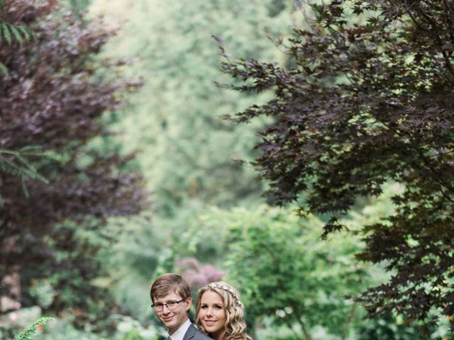 Jessica and Logan's Wedding in Bellingham, Washington 5