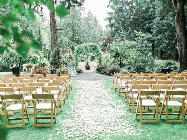 Jessica and Logan's Wedding in Bellingham, Washington 9