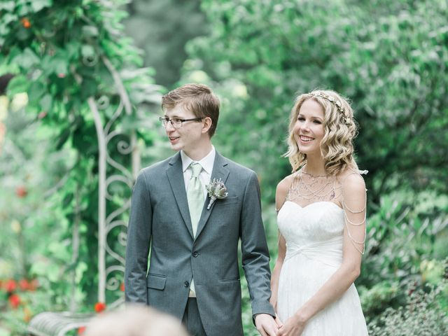 Jessica and Logan's Wedding in Bellingham, Washington 16