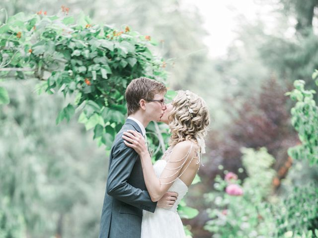 Jessica and Logan's Wedding in Bellingham, Washington 18