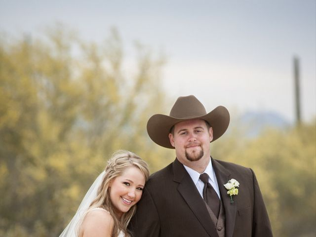 The wedding of Dillon and Mandy