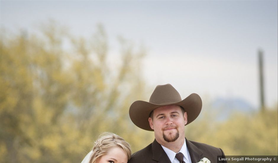 Mandy and Dillon's Wedding in Carefree, Arizona