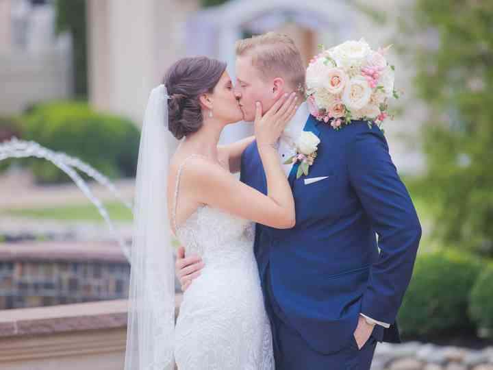 The wedding of Brittany and Ciaran