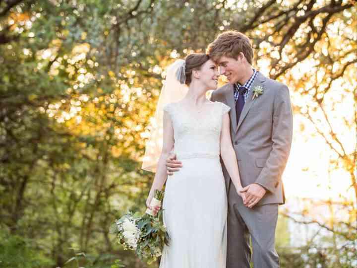 The wedding of Dane and Sarah