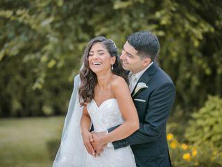 The wedding of Sadaf and Kiyan