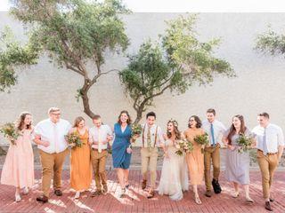 The wedding of Kerena and Adam 3