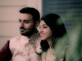 The wedding of Alisha and Raj 2