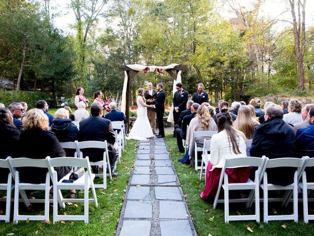 Renee` and Aston's Wedding in Monroe, Connecticut 1