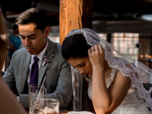 Yarlin and Angel's Wedding in Greensboro, North Carolina 1