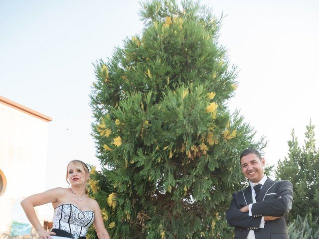 Tore and Paola's Wedding in Cagliari, Italy 4