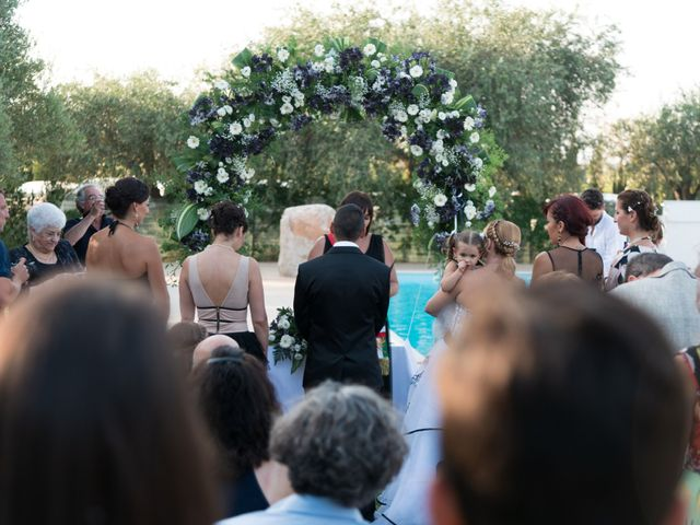 Tore and Paola's Wedding in Cagliari, Italy 11
