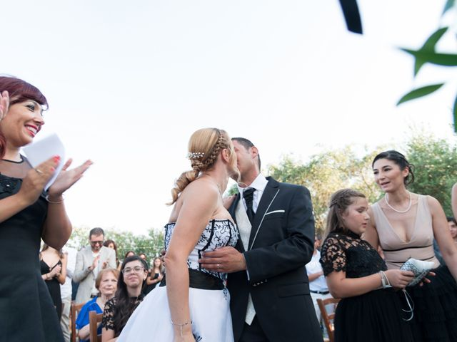 Tore and Paola's Wedding in Cagliari, Italy 13