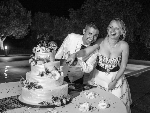 Tore and Paola's Wedding in Cagliari, Italy 2