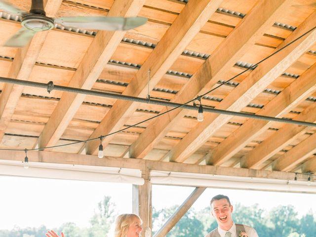 Kyle and Carolyn's Wedding in Berrien Springs, Michigan 3