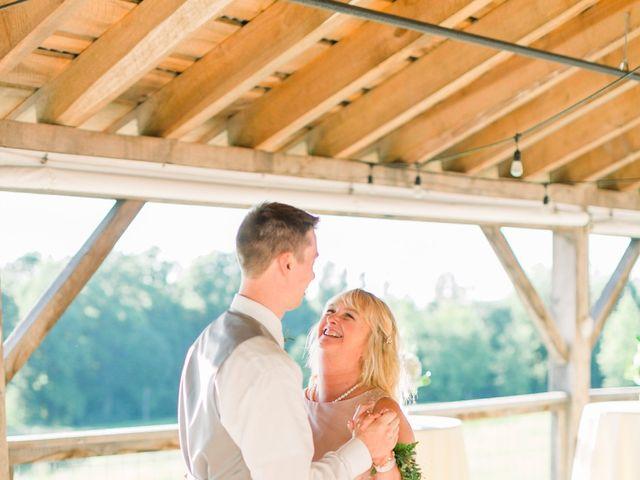 Kyle and Carolyn's Wedding in Berrien Springs, Michigan 4