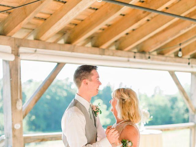 Kyle and Carolyn's Wedding in Berrien Springs, Michigan 5