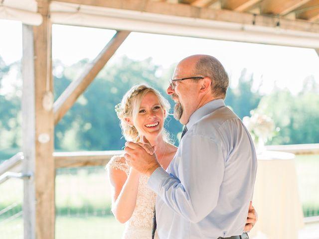 Kyle and Carolyn's Wedding in Berrien Springs, Michigan 6