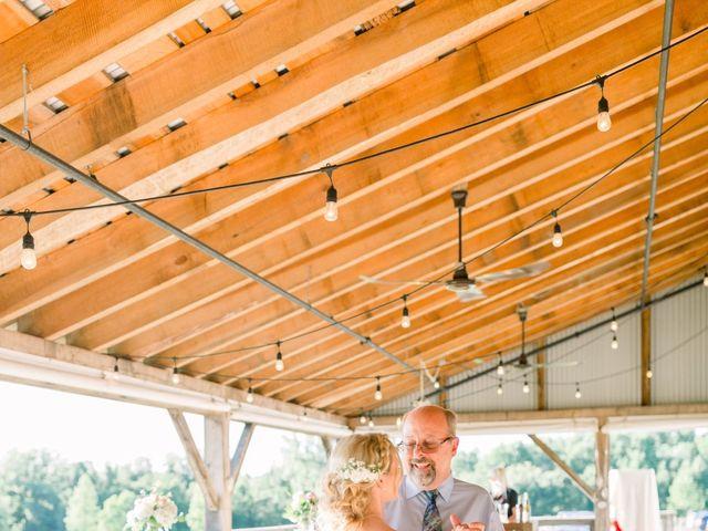 Kyle and Carolyn's Wedding in Berrien Springs, Michigan 9