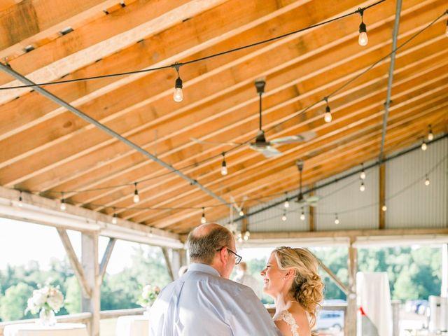 Kyle and Carolyn's Wedding in Berrien Springs, Michigan 10