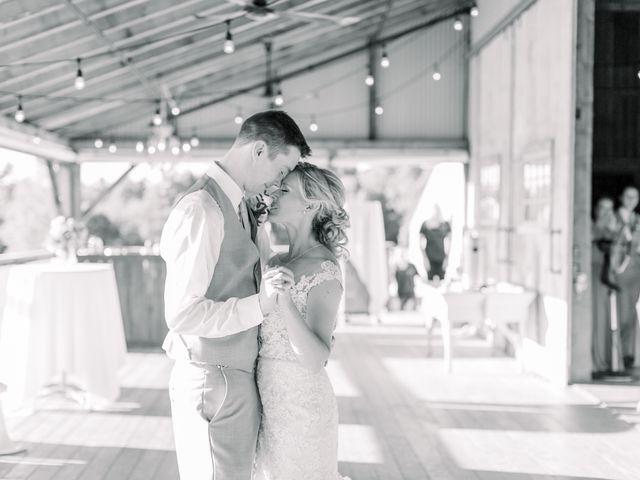 Kyle and Carolyn's Wedding in Berrien Springs, Michigan 11