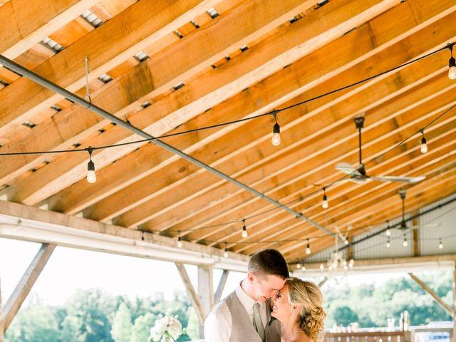 Kyle and Carolyn's Wedding in Berrien Springs, Michigan 12