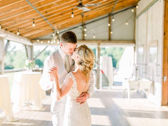 Kyle and Carolyn's Wedding in Berrien Springs, Michigan 13