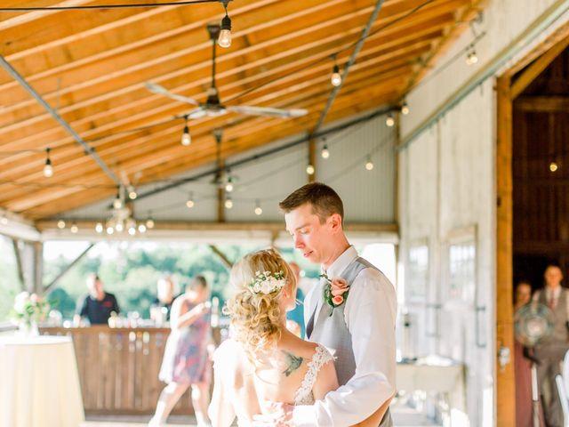 Kyle and Carolyn's Wedding in Berrien Springs, Michigan 14