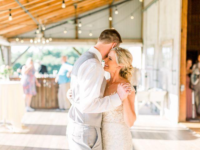 Kyle and Carolyn's Wedding in Berrien Springs, Michigan 15