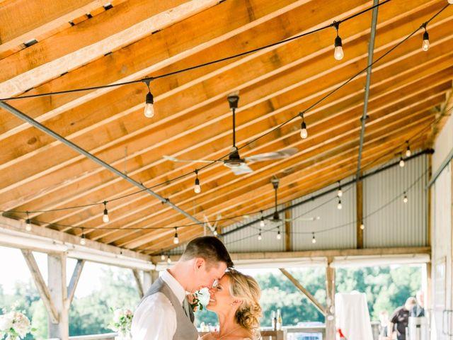 Kyle and Carolyn's Wedding in Berrien Springs, Michigan 16