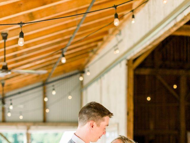 Kyle and Carolyn's Wedding in Berrien Springs, Michigan 17