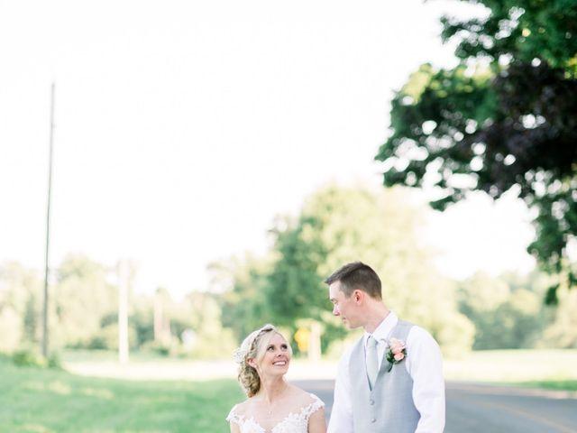 Kyle and Carolyn's Wedding in Berrien Springs, Michigan 19