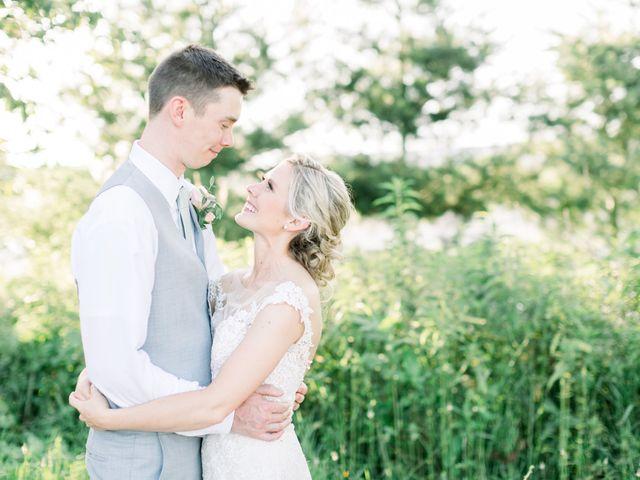 Kyle and Carolyn's Wedding in Berrien Springs, Michigan 20