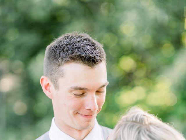 Kyle and Carolyn's Wedding in Berrien Springs, Michigan 21