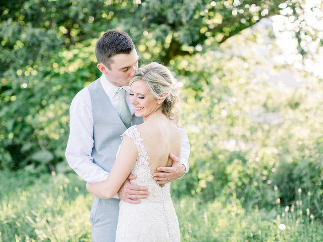 Kyle and Carolyn's Wedding in Berrien Springs, Michigan 22