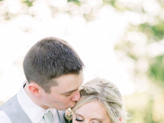 Kyle and Carolyn's Wedding in Berrien Springs, Michigan 23