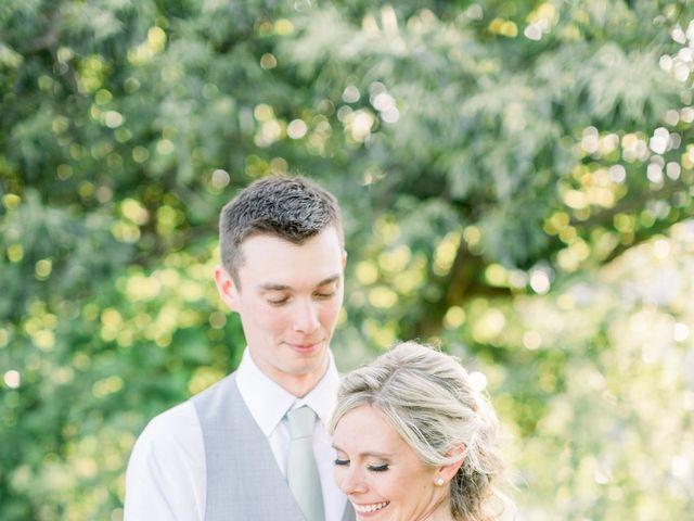 Kyle and Carolyn's Wedding in Berrien Springs, Michigan 24