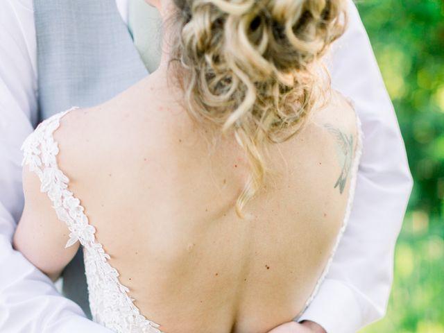 Kyle and Carolyn's Wedding in Berrien Springs, Michigan 25
