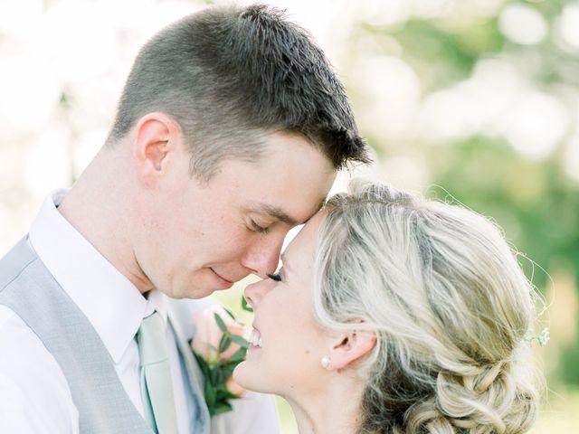 Kyle and Carolyn's Wedding in Berrien Springs, Michigan 26