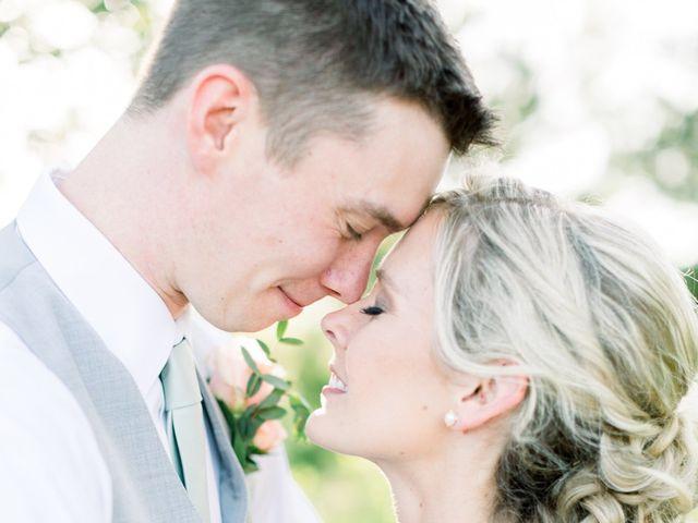 Kyle and Carolyn's Wedding in Berrien Springs, Michigan 28