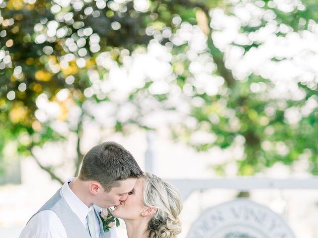 Kyle and Carolyn's Wedding in Berrien Springs, Michigan 29