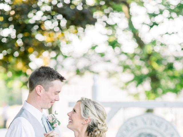 Kyle and Carolyn's Wedding in Berrien Springs, Michigan 30