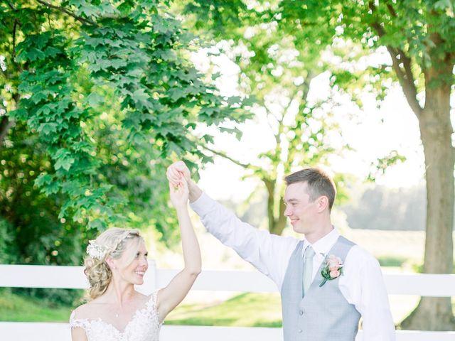 Kyle and Carolyn's Wedding in Berrien Springs, Michigan 31