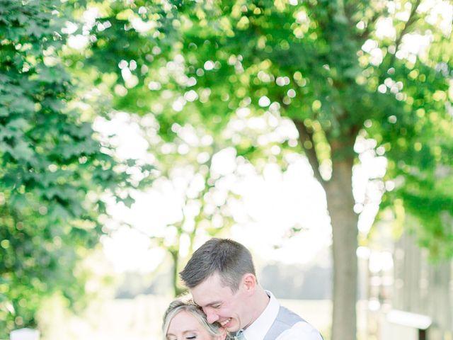 Kyle and Carolyn's Wedding in Berrien Springs, Michigan 32