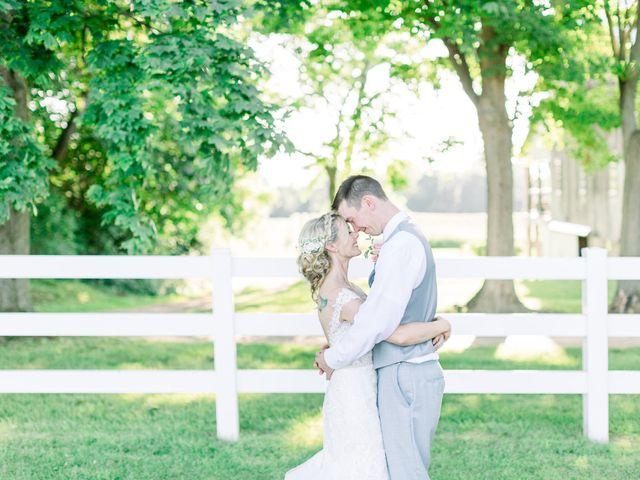 Kyle and Carolyn's Wedding in Berrien Springs, Michigan 34