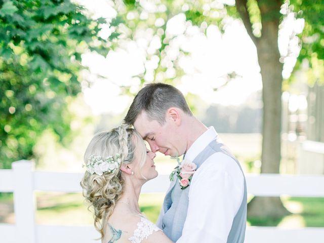 Kyle and Carolyn's Wedding in Berrien Springs, Michigan 36